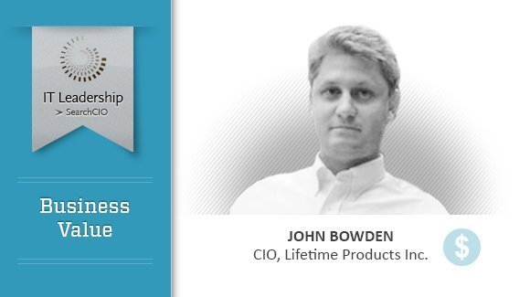 Business Value John Bowden