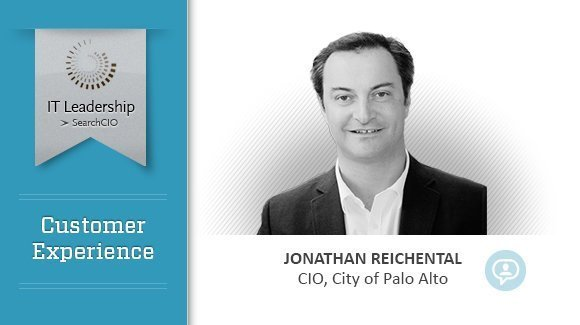 Customer Experience Jonathan Reichental