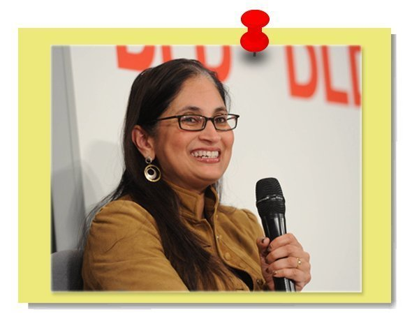 Padmasree Warrior, Cisco CTO