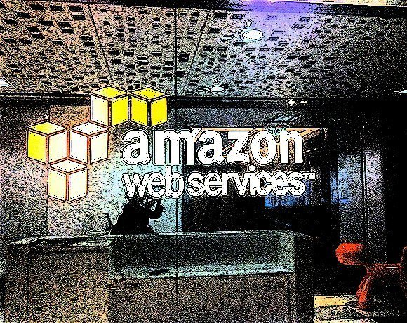 Amazon Web Services cloud offices
