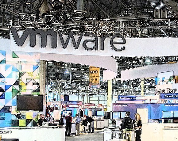 VMware opens cloud datacentre in London for European users
