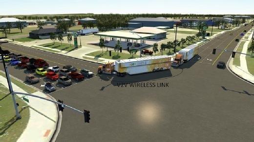 Columbus smart transportation application