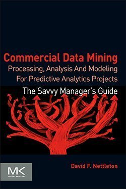 'Commercial Data Mining' cover image