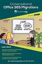 Conversational Office 365 Migrations book cove