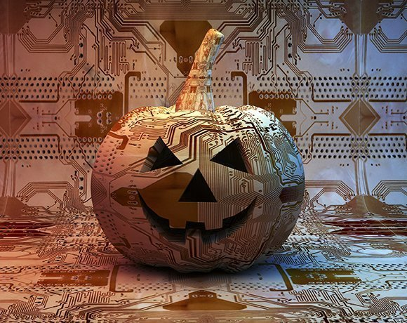 Computer-based pumpkin