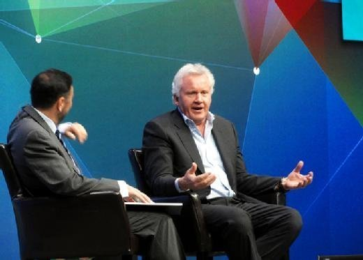 Jeff Immelt, GE CEO