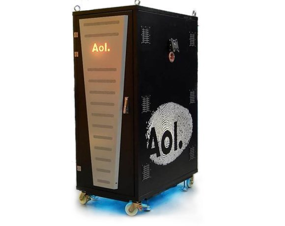 AOL uses a micro data center provided by AST Modular.