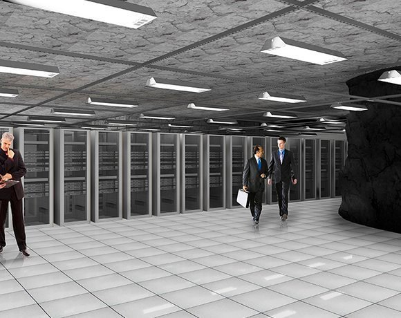 SubTropolis data center rendering