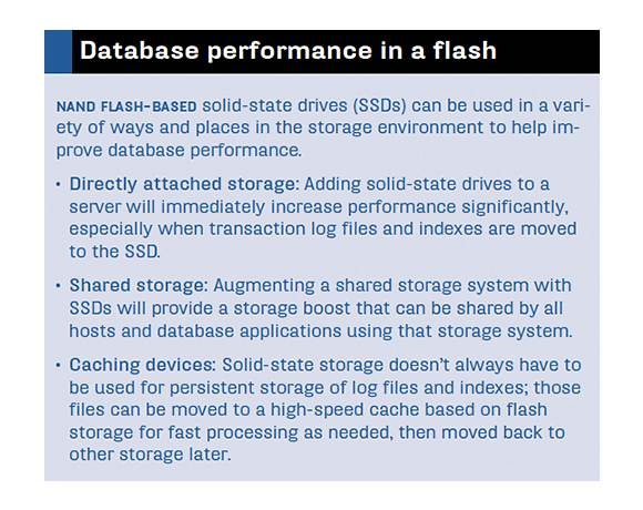 Improving database performance