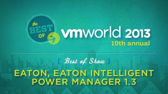 Winner: Eaton, Eaton Intelligent Power Manager 1.3