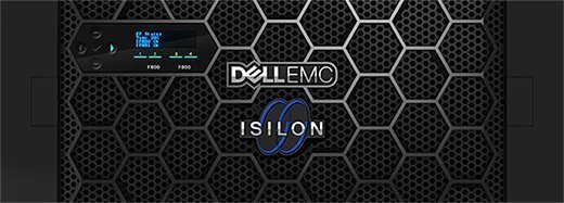 Dell EMC's new Isilon All-Flash array.