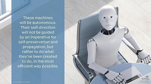 Machine automation and autonomy