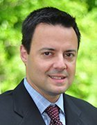 Andrea Di Fabio, associate CIO & chief information security officer, East Tennessee State University