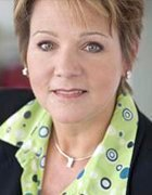 Janet Dillione: CEO, Cardiopulmonary Corp.; developer of the Bernoulli medical device integration system