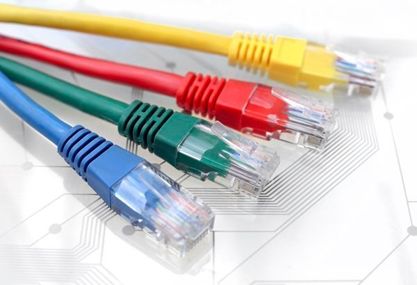 straight through cable learn about utp wiring and color coding colored utp cable