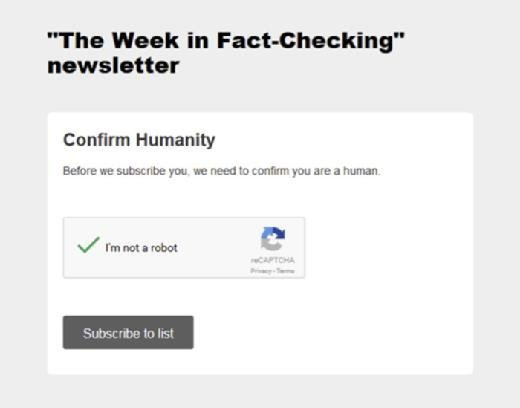Passing the Captcha humanity test