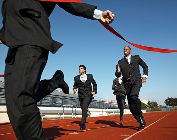 Talent management vendors running a race, SuccessFactors in the lead