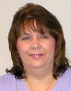 Michelle Godin, R.N., manager of nursing business operation, Saint Mary's Hospital