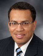Harun Rashid, vice president of Global Health Services and CIO at Children's Hospital of UPMC