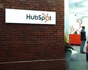 HubSpot entrance