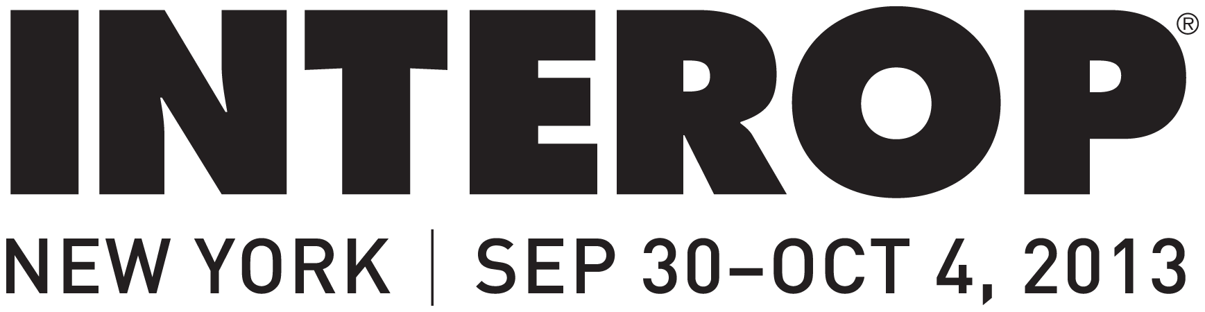 Interop New York, Sept. 30 - Oct.1