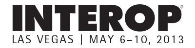 Interop Las Vegas, May 6-10