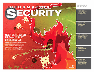 Next-generation firewalls play by new rules