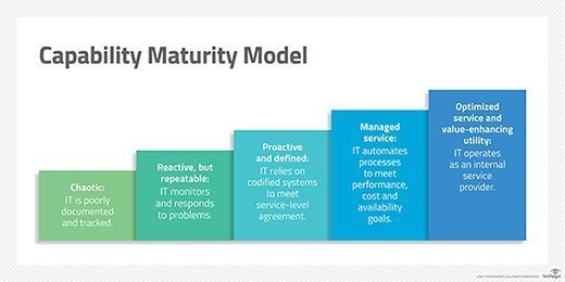 IT capability maturity model
