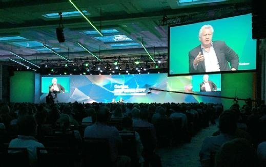 Jeff Immelt, CEO at GE