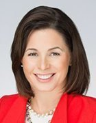 Erica Lambert, vice president of global channel and alliances services sales, Dell EMC