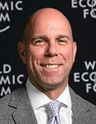 Alan Marcus, head of information and communications technology for the World Economic Forum