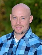 Chris Martin, solutions architect, BlueLine Services