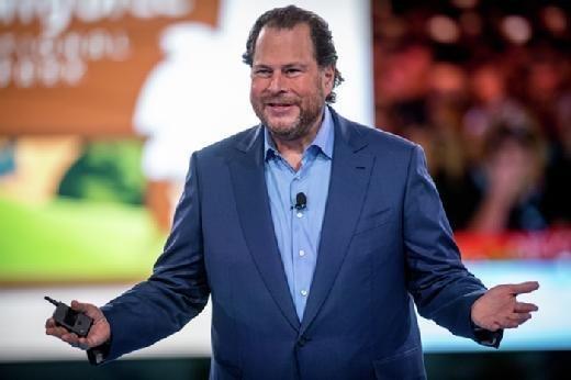 Marc Benioff, CEO, Salesforce