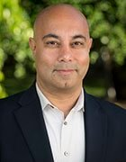 Rajiv Mirani, SVP of engineering, Nutanix