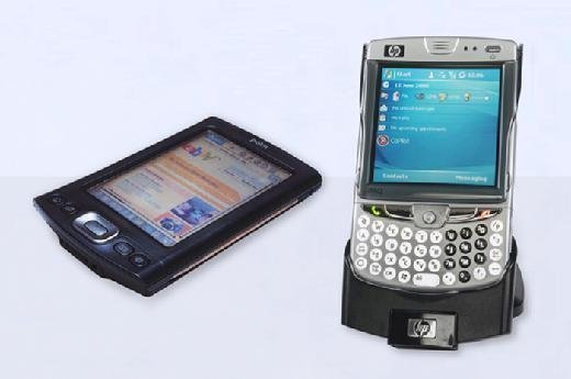 Personal assistant Palm T|X, HP iPAQ hw6915