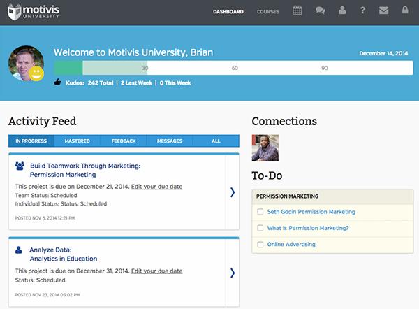 Competency-based education software built on the Salesforce development platform