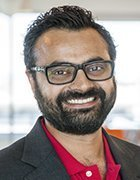 Vik Nagjee, CTO of global healthcare solutions, Pure Storage
