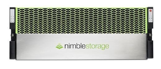Nimble Storage All-Flash Arrays (AF-Series)