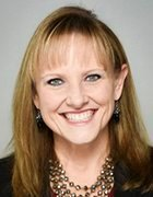 Tracy Pallas, vice president of channel sales and strategy
