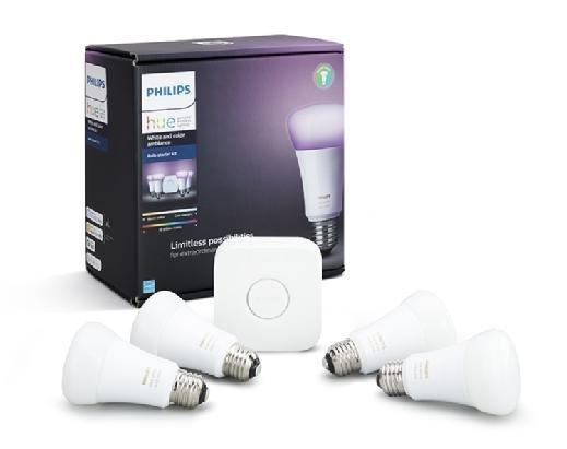 Smart home Philips Hue smart lighting