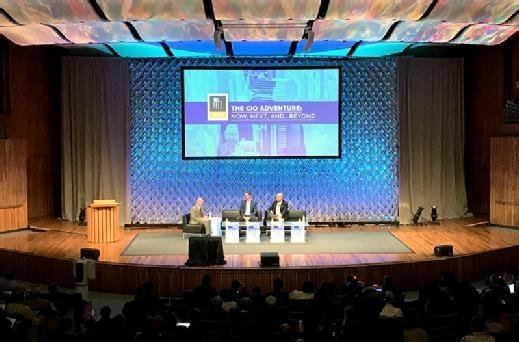 MIT Sloan CIO Symposium, machine learning, machine learning systems, Jason Pontin, Erik Brynjolfsson, Andrew McAfee