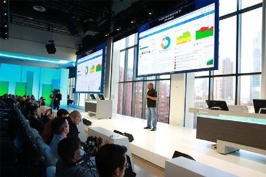 Microsoft engineer Donovan Brown previews Azure DevOps Projects at Microsoft Connect(); 2017.