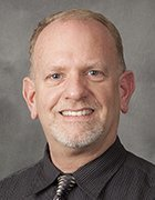 Eric Prosser, IT officer, Santa Clara County Fire Department