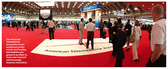 The American Telemedicine Association