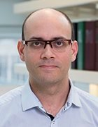 Zack Ramjan, research computing architect, Van Andel Institute