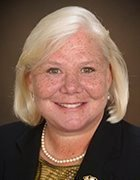 Susan Reese, R.N., chief nurse executive and director of marketing for healthcare, Kronos