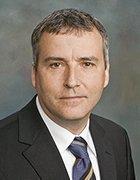 Max Rule, CFO of Hames supermarket chain