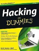 Hacking for Dummies cover