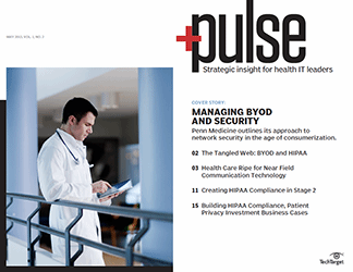 Penn Medicine's approach to managing BYOD and security