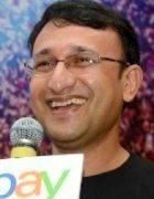 Debashis Saha, vice president of commerce platform infrastructure, eBay